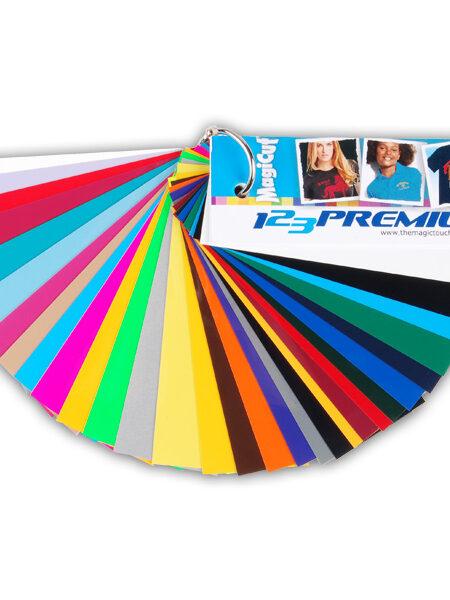 Kleurenwaaier 123/123Premium Flex