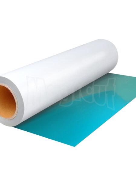 MagiCut Metallic Flex Aqua Blauw