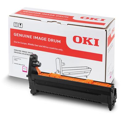 OKI drum C612 Magenta