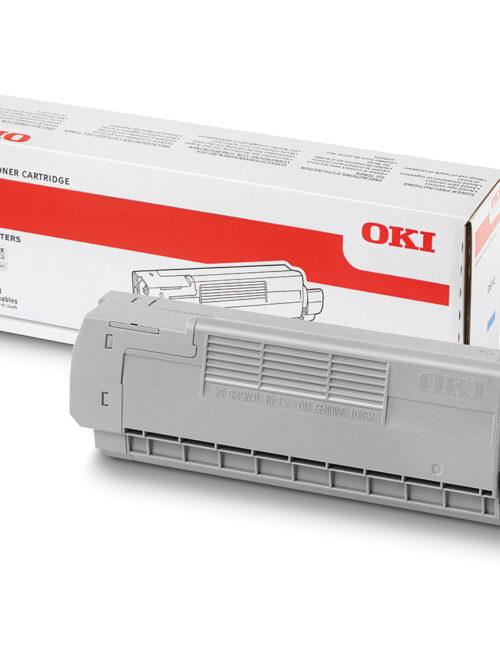 OKI toner C612