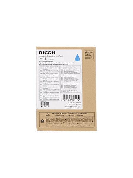 RICOH-RI100-cartridge-cyaan